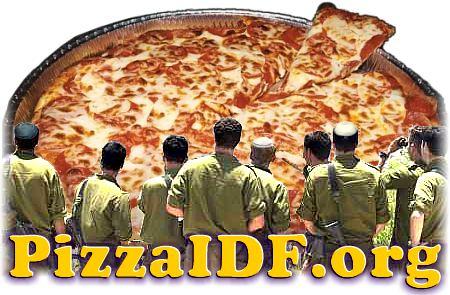PizzaIDF.org