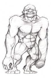 Min karakter i historien er en HeavyG - ofte beskrevet som 'en barberet gorilla'. En humanoid race specielt egnet til at leve på planeter med en tyngdekraft meget højere end på jorden.