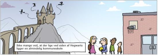 W&M: Hogwarts :-)