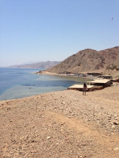 Blue Hole Dahab - det bedste sted jeg har dykket endnu!