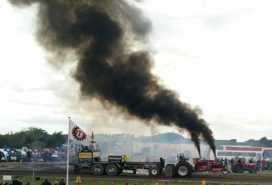 Tractorpulling, DM-afgørelsen 2015 - ikke ret pc