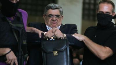 Leder for Gyldent Daggry, Grækenland