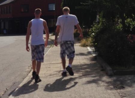 Gangbangers i Brønderslev - det er en anelse mindre dramatisk