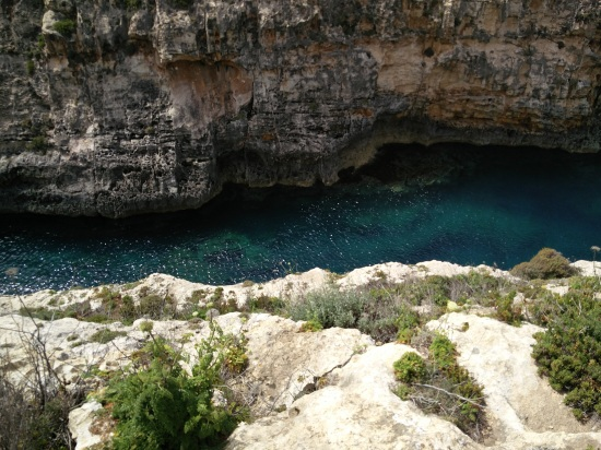 Der er *pænt* på Malta (Gozo)