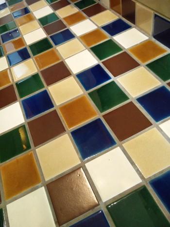 Mosaik som da jeg var lille