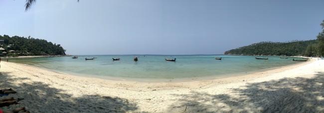 Koh Phangan panorama