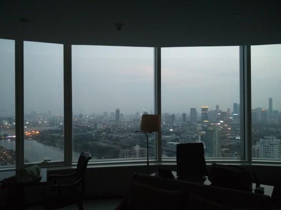 Bangkok udsigt med upgrade